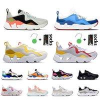 Nike RYZ 365 Yüksek Kaliteli Yaz Nefes Erkekler Bayan RYZ 365 Koşu Ayakkabıları Erkek Sneakers Siyah Beyaz Mavi Pembe Mor Koşucu Spor Ayakkabı Açık Koşu Eğitmenleri