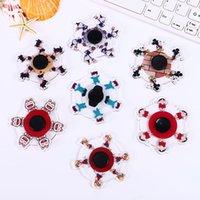 3D Phantom Decompression Fidget Toys Party Favor Fingertip Toy Stress Educational Spinning Kids Gift Sensor Fingers spinner