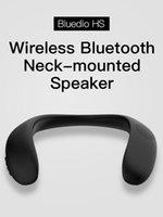 وصول Bluedio HS SoundBox BLUEDOOTH المتكلم Bass 5.0 FM Radios دعم فتحة بطاقة SD المتكلمين المحمولة