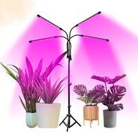 LED Büyümek Işık 5 V USB Bitki Lambası Tam Spektrum Kapalı Sebze Çiçek Fide Için Tam Spektrum Phyto Lambaları