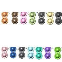 Simple Tiktok Fidget Toy Finger Squeeze Keychain Bag Pendants Novelty Push Bubble Push Pop Decompression Cartoon Key Ring Holder G32201