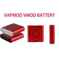 VMOD II Penna Vape 900mAh Vaporizzatore per vaporizzatore Kit batteria VAPMOD Preriscaldamento e scatola di tensione variabile Mod per cartucce olio spesse Komodo