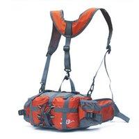 5L Multifunctional waist Bags Backpack Cycling Biking Hunting Sightseeingnylon Waterproof Outdoor Camera Phone Shoulder Bag