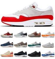 Üst Erkek Koşu Ayakkabıları 87 Yıldönümü Kırmızı Kraliyet 1 Piet Parra Sneakers 1s Deluxe Karpuz Chaussures Reakt Eleman Kadın Tasarımcı Spor Eğitmenleri