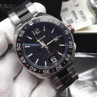Arrvial Reloj de Pulsera Para Hombre, Mecánico, AutoMático, Lujo, Dirençet Al Agua, Japonya, NH35, Novedad 2021 Saatı
