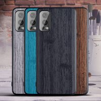 BambooLike cases for Oneplus Nord 2 5G Good touching anti finger print No dirty coque 3in1 Material