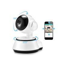 Smart Home Security Baby Monitor Wireless Mini IP Camera Surveillance Camera Wifi HD Night Vision CCTV Camera 2 way audio