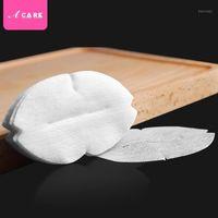 Одноразовая маска для губ бумаги увлажняющие пленки наклейки водосберегающие увлажняющие домашние мягкие губы по уходу за макияж косметические инструменты для бровей Tracks1