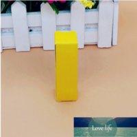 2 * 2 * 7.1cm 100 pcs / lote pequeno papel kraft de óleo essencial batom frasco de frasco de perfume caixas de pacote de festa de embalagem de presente cosmética inteligente