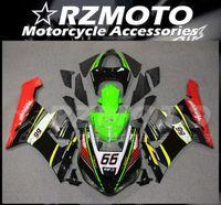 Nuevos kits de cares completo ABS Fit para Kawasaki Ninja ZX-6R 636 2005 2006 05 06 ZX6R Bodywork Set 66