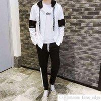 Kleidung und Hosen Frühling Outfit Jacke Herren Mann Anzug Korean Casual Sportswear Student Hübsche Slim-passende Herrenmannjacke