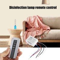 Outras lâmpadas de iluminação Lâmpada sem fio Controle Remoto Interruptor de Timer Switch Cozinha Quarto 110V 220V Receptor Transmissor para UVC