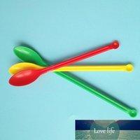 60pcs Plastic Laboratory Spoons Reagent Sampling Spoon Medicine Spoon Set (Mix Color, 12.5cm + 13.5cm + 15cm, 20 for Each)