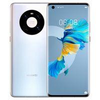 "Original Huawei Mate 40e 5G Mobiltelefon 8 GB RAM 128GB 256GB ROM KIRIN 990E 64mp NFC IP53 4200mAh Android 6,5 ""OLED gekrümmt Vollbild-Fingerabdruck-ID Gesicht Smart-Handy"