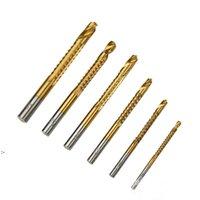 حفر بت المنتج الجديد 6 في 1 عالية السرعة أداة الحفر الكهربائية مجموعة ل رقيقة سبائك الألومنيوم الخشب والبلاستيك لوحة OWF9145