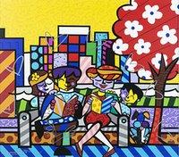 Árbol de familia Decoración para el hogar enorme pintura al óleo en lienzo Handcrafts / HD Imprimir Wall Art Fotos La personalización es aceptable 21053139