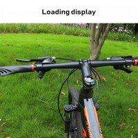 Bike Handlebars &Components MTB Bicycle Handlebar Sponge Foam PU Tape Cover Handle Grips Bar Ends Non-Slip Double Lock Casing Sheath A