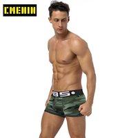 السروال innerwear BS خطاب القطن إلى ملابس داخلية منخفضة مثير الملاكم للرجال للرجال السراويل الرجال