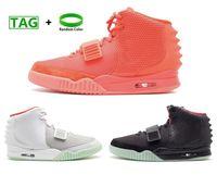 Kanye 1 I Blink Net Tan Zen Gray Men كرة السلة أحذية ألعاب القوى الأحذية 2 II الشمسية الأحمر NRG أكتوبر تشغيل الأحذية الرياضية أحذية رياضية Yezyzy Yezzy West Man