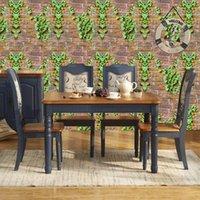 Wallpapers Simulation Plant Creeper Selfadhesive Wallpaper Pattern Bedroom Decorate Renovation Waterproof Self-adhesive