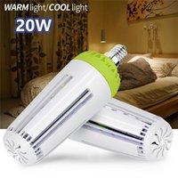 LED Bulbs E27 Corn Bulb 85-265V 10W 15W 20W Ampoule Lamp Bombilla Smart IC Home Light No Flicker Energy Saving