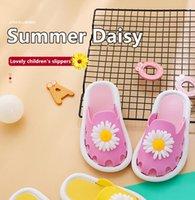 Slipper Baby Slippers Summer Kids Sandal Children Lovely LITTLE Daisy Shoes Bathroom Sandals Child For Girl Boys Toddler