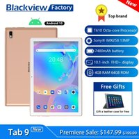 """Tablet PC Blackview Tab 9 Tablets 10.1"""" Android 10 4GB RAM 64GB ROM 4G Network Phone Call 7480mAh 1920x1200 Display Smartphone"""