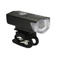 Велосипедные огни USB аккумуляторные светлые MTB велосипед передняя задняя задняя задняя задняя крышка велосипедная безопасность предупреждение водонепроницаемого лампа Flashlight