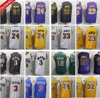 Quality Basketball Jersey Jeunes Jeunes Enfants Basket Basketball 3 Allen garçons Iverson Jerseys pas cher Adulte 12 Ja Enfants Morant respirant S-2XL