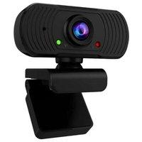 Yüksek Çözünürlüklü Webcam Web Kamera Ile Mikrofon Video Streaming Geniş Ekran USB Bilgisayar Kam PC Dizüstü Araba DVR DVR için