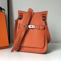 "WOMENS BRAND BAG LOUIS""VITTON DESIGNER O73X Fashion Bags 28cm Quality Unisex 3A Closure Jipsiere Clemence Leather Swivel Clasp,Com Flvp"