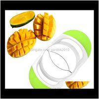 Gemüsefrucht Slicer Peach Corer Komfortables Grad Gadget Mango Splitter Küchenwerkzeuge mit guter Qualität W6KTR 2UTVR