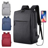 Laptop Usb Backpack School Bag Rucksack Anti Theft Men Backbag Travel Daypacks Male Leisure Backpack Mochila Women Gril 210925