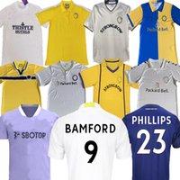 21 22 Hasselbaink Leeds Retro Soccer Jerseys 1972 78 95 96 97 98 99 00 01 02 2021 2022 United Football Shirt Smith Kewell Hopkin Batty Milner Keane Vintage Jersey