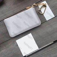 Porte-monnaie Coin Porte-monnaie Luxurys Femmes Titulaire de la carte de crédit Portefeuille Cuisine Cuir Keybag Mini Mode Mode Portefeuilles courtes avec boîte M62650