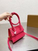2021 Moda Saddle Bag Mulheres de Alta Qualidade de Luxo Arco de Luxo Design Largura de Ombro Shopping 25 * 15