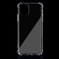 Custodia in TPU acrilico TPU Custodie per iPhone 11 Pro MAX 12 13 Mini XS XR x 6 7 8 Plus SE Samsung Galaxy S20 S21 Ultra Nota 20 A52 A72 Z Flip A32 TRASPARENTE COVER DOWN