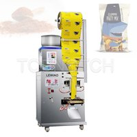 Automatic Bean Salt Sealing Machine Rice Spice Powder Tablet Filling Packing Maker