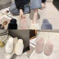 Tey3s Sıcak Ayakkabı Moda Erkek Kadın Slayt Sandalet Tasarımcı Katır Lüks Tasarımcı Slayt Yaz Mektup Terlik Waterfront Geniş Peluş Kalın