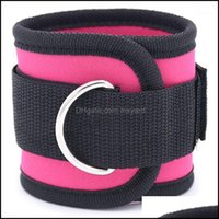 Support Safety Athletic Outdoor As Sports & Outdoorsadjustable D-Ring Strap Buckle Body Building Resistance Band Gym Mti Thigh Leg Ankle Cuf