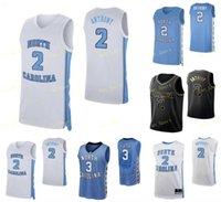 NCAA College North Carolina Tar каблуки баскетбол Джерси 50 Тайлер Hansbrough 52 достойный 55 христианский килинг на заказ