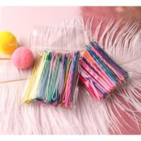 Grampos de Cabelo 50/100 Pcs Colorido Hairpins para Mulheres Clipe Bobby Pins Invisible Wave Hairgrip Barrete Cabelete Acessórios