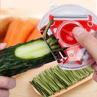 Кухонные инструменты Фрукты и овощи Peeler Shredding Tool Blade лезвие из нержавеющей стали Легко очистить Функцию 3 в 1 EWE6550