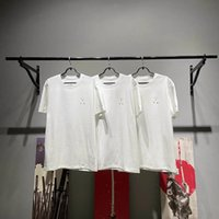 Travis Scott Cactus Jack McDonalds T-shirts Casual Graphique Tee McD Crew T-shirts Hommes Femmes Hip Hop Streetwear MG210006