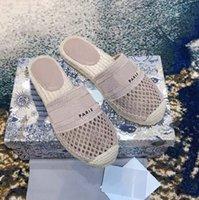 Clássicos mocassins espadrilles luxurys designers sapatos tênis lona e verdadeiro lambskin dois tons tampão de pé moda mulheres sapato home011 29