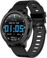 Amazon FBA L8 الذكية ووتش اللياقة البدنية المقتفي الولايات المتحدة الأمريكية مستودع الولايات المتحدة الأمريكية كاليفورنيا المكسيك دروبشيبينغ بلوتوث smartwatch سوار ذكي