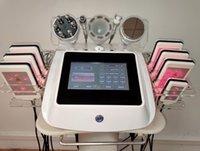 spa 6 in 1 cavitation machine slimming lipo laser face lifting rf equipment