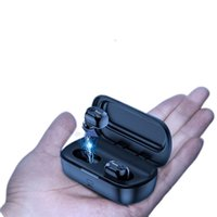 Baseus W01 TWS True Wireless Bluetooth Earphone 5.0 Smart Wireless Headphone With Mic 6D Stereo Sound Earbuds Headset for Phone