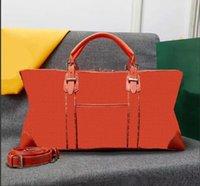 sacs design de luxe sacs à main de luxe sacs à main Keepall laser PVC PVC Transparent Duffle Brilliant Couleur Bagage Goya Travel Sac de grande capacité Sac à main