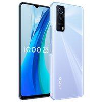 Original vivo iqoo z3 5g Handy 8 GB RAM 128 GB 256 GB ROM Snapdragon 768G Android 6,58 Zoll Vollschirm 64mp 4400mAh Fingerabdruck ID FACE WACK SMART Mobiltelefon